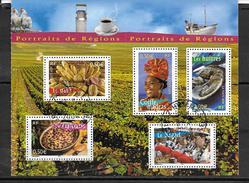 FRANCE 3649 à 3651-3654-3655 Oblitérés Rond - Used Stamps