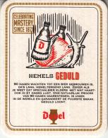 Duvel - Celebrating Mastery Since 1871 - Hemels Geduld - Ongebruikt Exemplaar - Bierviltjes