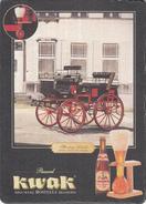 Brouwerij Bosteels - Pauwel Kwak - Ongebruikt Exemplaar - Bierviltjes