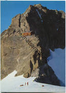 Cabane Bertol - Ansichtskarte Grossformat - VS Valais
