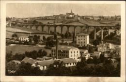 42 - Saint-Symphorien-de-Lay - Pont - Viaduc - Usine - Sépia    D42D  K42289K  C42289C RH052929 - France