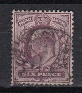Verenigd Koninkrijk – Grande-Bretagne 114 (1902-10). Edward VII. Used.