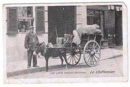 LES PETITS METIERS PARISIENS  LE CHIFFONNIER - ETAT - Petits Métiers à Paris