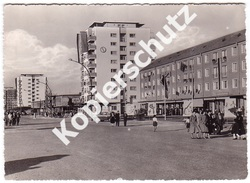 Stalinstadt, Leninallee 1960  (z3709) - Eisenhuettenstadt