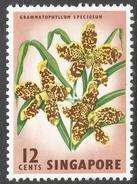 Singapore. 1962-66 Definitives. 12c MH. SG 70 - Singapore (1959-...)