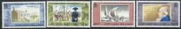 Pitcairn 1992   Sc#375-8  Bligh  Set  MNH**  2016 Scott Value $10.75
