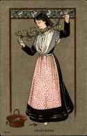 13 Arles - Arlesienne - Costume - Coiffe    D13D  K13004K  C13004C RH027107 - Arles