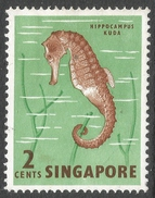 Singapore. 1962-66 Definitives. 2c MH. SG 64 - Singapore (1959-...)