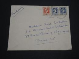 FRANCE / ALGÉRIE - Enveloppe Pour La France , Affranchissement Marianne D' Alger - A Voir - L 4462 - Algérie (1924-1962)