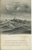 """""""SUFFREN"""" Cuirassé Français De 1er Rang (Par Grosse Mer) 1917 - Warships"""