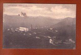 1 Cpa  Castelgomberto Panorama - Italia