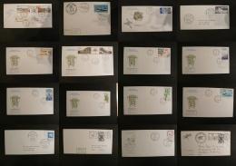 TAAF - Lot D'enveloppes Années 1970/80 - Colecciones & Series