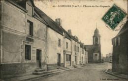 35 - SAINT-COULOMB - L´Arrivée Du Fort Duglescin - 20 - Saint-Coulomb