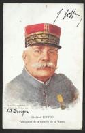 Général JOFFRE Bouchor (Burnand) - Guerre 1914-18