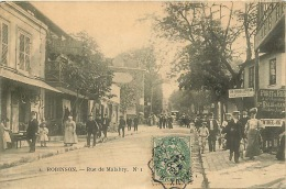 92   ROBINSON  RUE DE MALABRY  N°1 - Otros Municipios