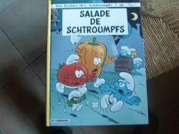 EO LES SCHTROUMPFS T24 SALADE DE SCHTROUMPFS - Schtroumpfs, Les