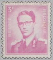 Belgique 1958. ~ YT 1067* - 3 F. Baudouin - Nuovi