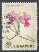 Singapore. 1962-66 Definitives. 30c Used. SG 73 - Singapore (1959-...)