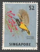Singapore. 1962-66 Definitives. $2 Used. SG 76 - Singapore (1959-...)