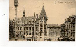 VERVIERS  Palais De Justice   Attelage Cheveaux - Verviers