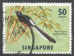 Singapore. 1962-66 Definitives. 50c Used. SG 74 - Singapore (1959-...)