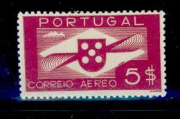 ! ! Portugal - 1936 Air Mail 5$00 - Af. CA 06 - MH - Neufs