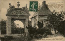 28 Sorel-Moussel - Chateau - Ruine - D28D K28007K C28377C RH092817 - Sorel-Moussel