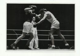**OLYMPIA 1936**-Sammelwerk Nr. 14 - Bild Nr. 133-- Schwergewichtsklasse - Trading Cards
