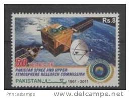 Pakistan (2011)  - Set -   /  Space - Espacio - Satelite - Atmosphere - Meteo - Space