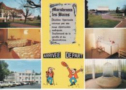 MORSBRONN-LES-BAINS : Etablissement De Cure Thermale - France