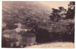 (38) 172, Allevard Les Bains, Edition Librairie Générale 20, Vue Générale, Au Premier Plan Le Splendid Hotel Vu De Dos - Allevard