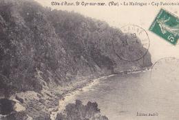 83 / SAINT  CYR SUR MER / LA MADRAGUE / CAP FAUCONNIERE - Saint-Cyr-sur-Mer