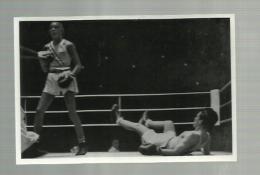 **OLYMPIA 1936**-Sammelwerk Nr. 14 - Bild Nr. 132-- Dramatik Beim Boxturnier - Trading Cards