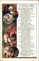 CHROMO - FABLE DE FLORIAN - Pub Pour Talons Caoutchouc LE GAULOIS à Clermont-Ferrand - Singe - Autres