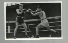 **OLYMPIA 1936**-Sammelwerk Nr. 14 - Bild Nr. 131-- Leichtgewichtskampf - Trading Cards
