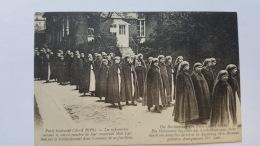 LES INFIRMIERES  AVRIL 1918 PARIS CPA Animee Postcard - Altri