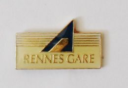 Pin's Rennes Gare  - 35R - Other