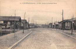 80-LONGUEAU- LA CITE , AVENUE DU MARECHAL PETAIN - Longueau