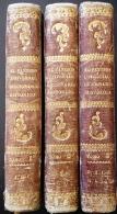 EL PANTEON UNIVERSAL Diccionario Historico. 3 Tomes - Woordenboeken,encyclopedieën