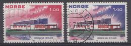 NORVÉGE  1973 Mi.nr: 662-663 Norden  OBLITÉRÉS-USED-GEBRUIKT - Usados