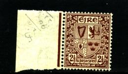 IRELAND/EIRE - 1923  2 1/2 D.  ARMS  SE WMK  MINT NH  SG 75 - 1922-37 Stato Libero D'Irlanda