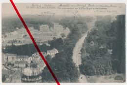 Brüssel Bruxelles - Laeken - 1915 - Feldpoststempel 3. Landsturm-Infanterie-Bataillon Hamburg - Monuments
