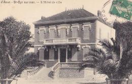 83 / SAINT CYR SUR MER / L HOTEL DE VILLE / TRES JOLIE CARTE - Saint-Cyr-sur-Mer