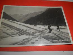 B662  Valle D'aosta Cogne Campi Di Neve Cm8,5x14 - Otras Ciudades