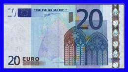 """20 EURO """"U"""" FRANCE  Firma DUISENBERG L005 D4 CIRCULATED RARE,RARE SEE SCAN!!!!! - EURO"""