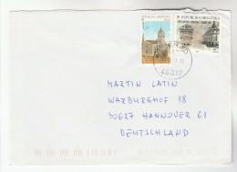 1997 CROATIA  Stamps COVER To  Germany - Croatia