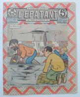 """BD RARE """"L´ÉPATANT"""" - L. FORTON (aut. Des Pieds Nickelés) N°264 - 24 Avril 1913 - 16 Pages - Pieds Nickelés, Les"""