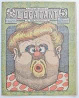 """BD RARE """"L´ÉPATANT"""" - L. FORTON (aut. Des Pieds Nickelés) N°269 - 29 Mai 1913 - 16 Pages - Pieds Nickelés, Les"""