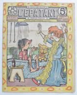 """BD RARE """"L´ÉPATANT"""" - L. FORTON (aut. Des Pieds Nickelés) N°270 - 5 Juin 1913 - 16 Pages - Pieds Nickelés, Les"""