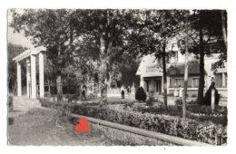 11322-LE-62-STELLA-PLAGE-Hostellerie Du Parc -Boulevard Ed.-Labrasse -Propriétaire : M.LUBLINER-----animée - France